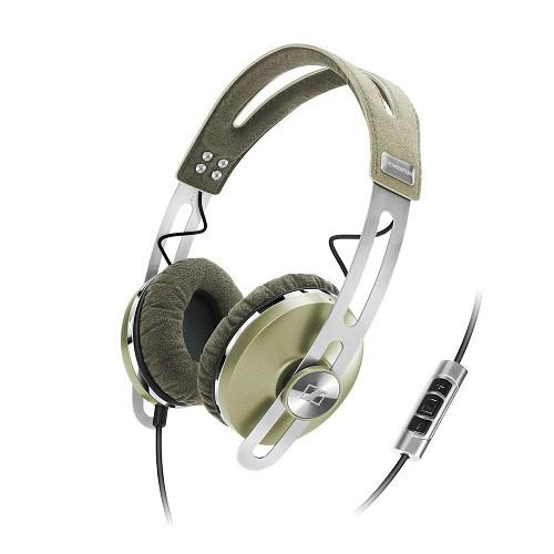 SENNHEISER Headphone Momentum On Ear - Green - Headphone Full Size