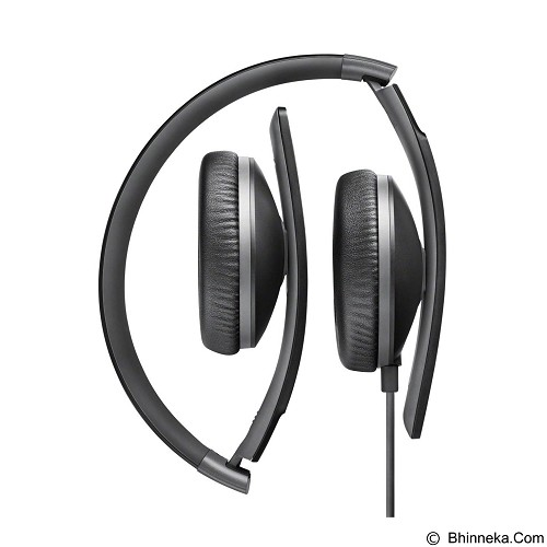 SENNHEISER Headphone On Ear [HD 2.30G] - Black - Headphone Full Size