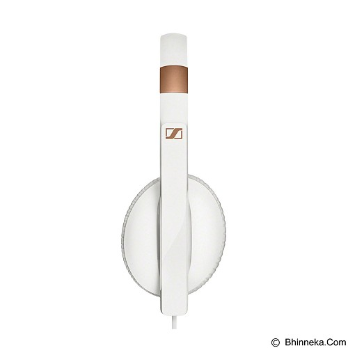 SENNHEISER Headphone On Ear [HD 2.30G] - White - Headphone Full Size