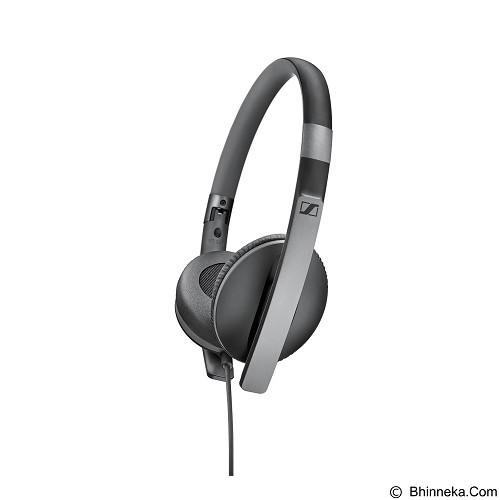 SENNHEISER Headphone On Ear [HD 2.30g] - Black (Merchant) - Headphone Full Size