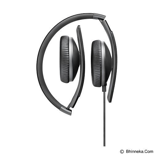 SENNHEISER Headphone On Ear [HD 2.30i] - Black (Merchant) - Headphone Full Size