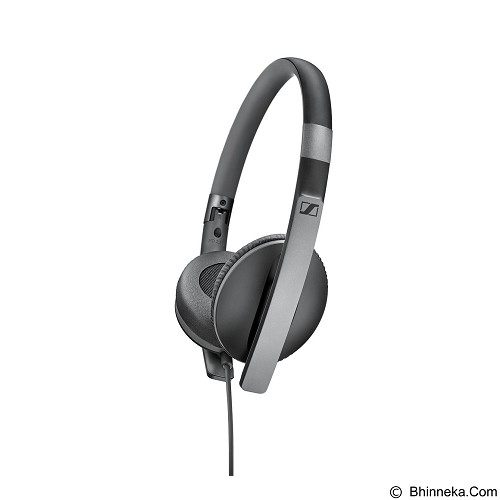 SENNHEISER Headphone On Ear [HD 2.30i] - Black (Merchant) - Headphone Full Size