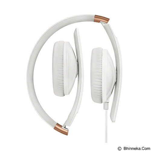 SENNHEISER Headphone On Ear [HD 2.30i] - White - Headphone Full Size