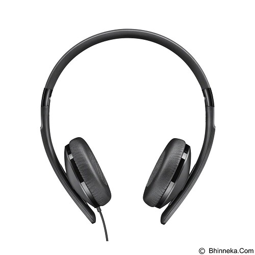 SENNHEISER Headphone On Ear with Mic [HD 2.20s] - Headphone Full Size