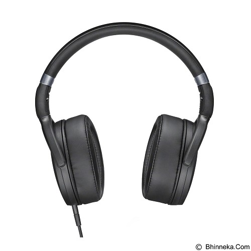 SENNHEISER Headphone Over Ear with Inline Mic [HD 4.30G] - Black - Headphone Full Size