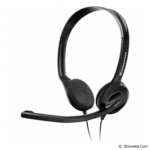 SENNHEISER Headset PC 31-II-Stereo - Headset Pc / Voip / Live Chat