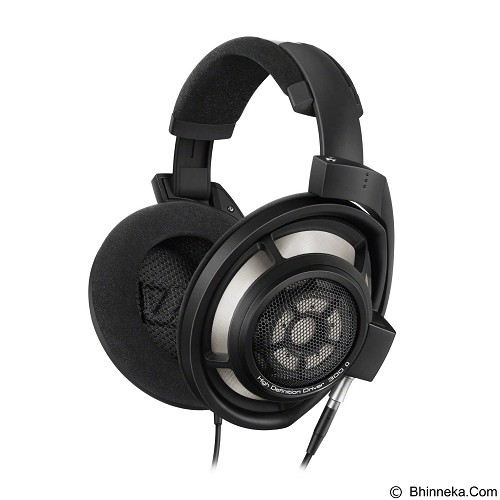 SENNHEISER High Resolution Headphones [HD 800 S] - Black - Headphone Full Size