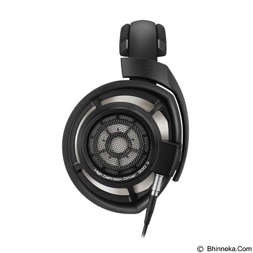 SENNHEISER High Resolution Headphones [HD 800 S] - Black - Headphone Full Size