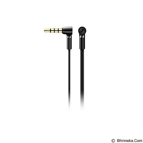 SENNHEISER Momentum In Ear i - Black Chrome - Earphone Ear Monitor / Iem