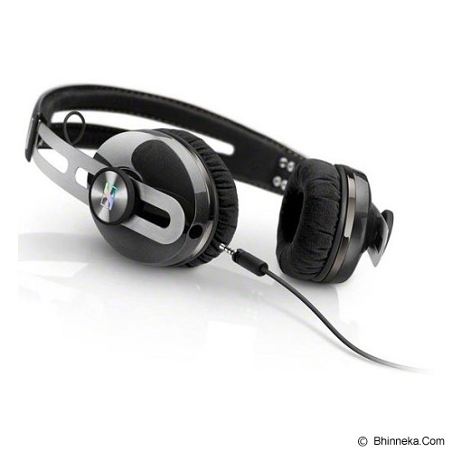 SENNHEISER Momentum On Ear 2 I - Black - Headphone Full Size