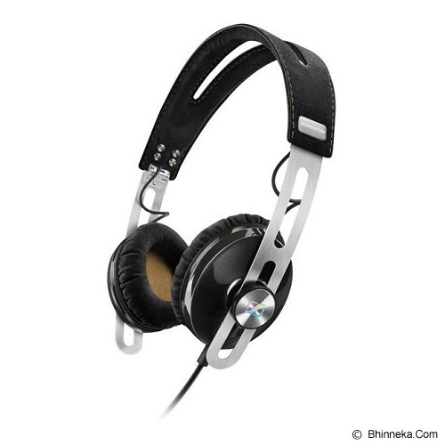 SENNHEISER Momentum On Ear 2 I - Black - Headphone Full Size