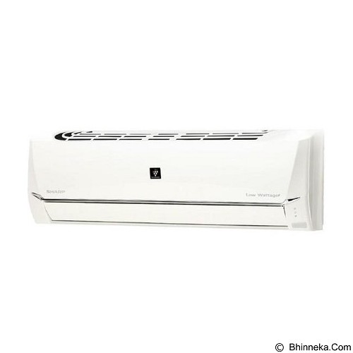 SHARP AC Split 3/4 PK Low Watt Plasma Deluxe R-32 [AH-AP7SHL] (Merchant) - Ac Split