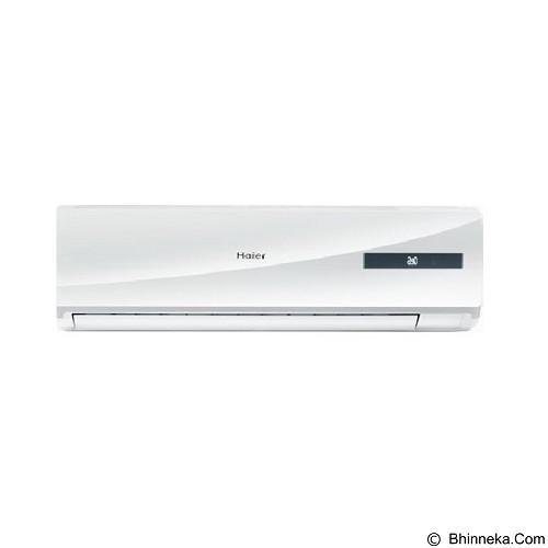 HAIER AC Split 3/4 PK Standard R410a [HSU-7GTR03] (Merchant) - Ac Split