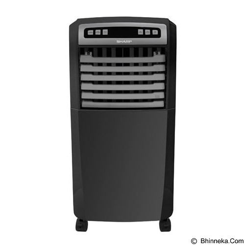 SHARP Air Cooler [PJ-A55TY-B] - Black - Ac Floor Stand