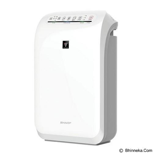 SHARP Air Purifier [FP-E50Y-W] - White (Merchant) - Air Purifier