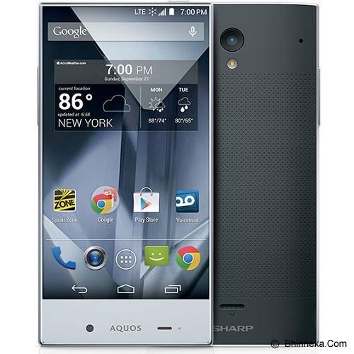 SHARP Aquos Crystal [S825] - Black (Merchant) - Smart Phone Android
