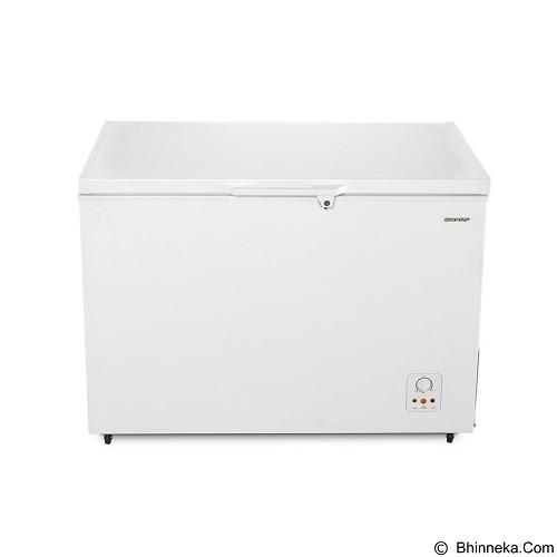 SHARP Chest Frezeer Top Open [FRV-310H] - Chest Freezer Top Open