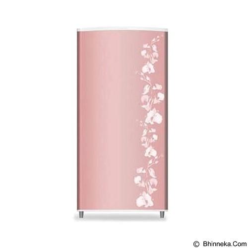 SHARP Kulkas 1 Pintu [SJ-M180D-FP] - Flower Pink (Merchant) - Kulkas 1 Pintu
