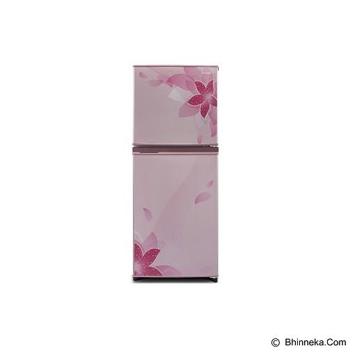 SHARP Kulkas 2 Pintu [SJ-236ND-FP] - Pink - Kulkas 2 Pintu