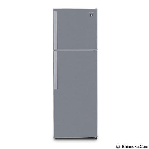 SHARP Kulkas 2 Pintu [SJ-450GP-SD] - Kulkas 2 Pintu