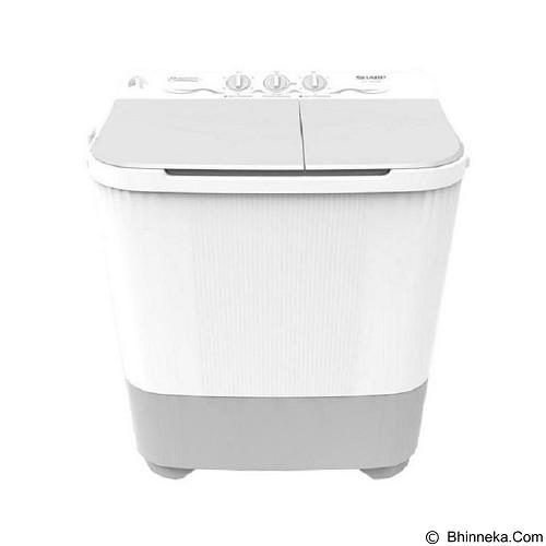 SHARP Mesin Cuci [EST 65MW] (Merchant) - Mesin Cuci Twin Tub