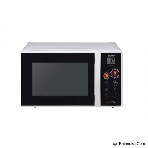SHARP Microwave R-21A1(W) IN - White - Microwave