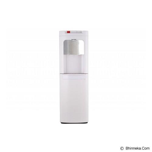 SHARP Stand Water Dispenser [SWD-72EHL-WH] - Dispenser Stand