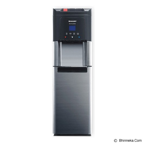 SHARP Stand Water Dispenser [SWD-75EHL-SL] - Dispenser Stand