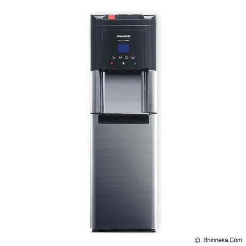 SHARP Stand Water Dispenser [SWD-75EHL-SL] - Dispenser Stand