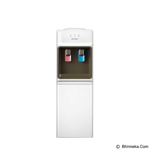 SHARP Water Dispenser [SWD-T106MS-BK] - Black (Merchant) - Dispenser Stand