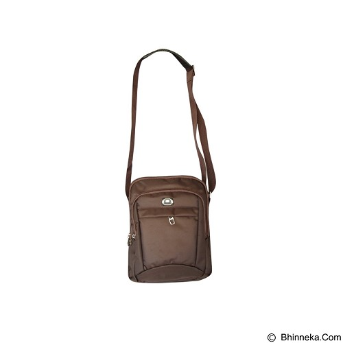 SHICATA Tas Gaul Tablet [4-3039b] - Brown - Shoulder Bag Pria