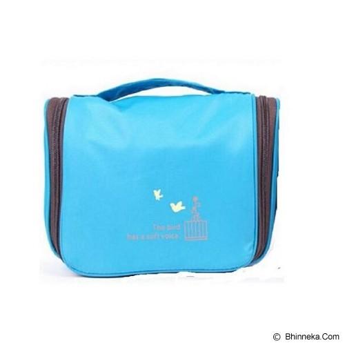 SHINZI KATOH Toiletries Pouch Bag - Blue - Travel Bag
