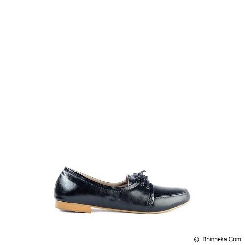 SHOEMIT Fasua Size 37 - Black - Flats Wanita