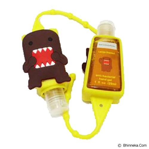 SHOUHIN SHOP Handgel - Domo Yellow 3D - Antiseptik Pembersih Tangan