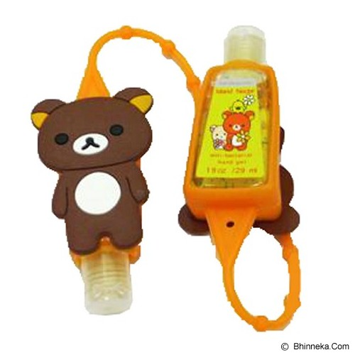 SHOUHIN SHOP Handgel - Rillakuma Glow In The Dark - Antiseptik Pembersih Tangan