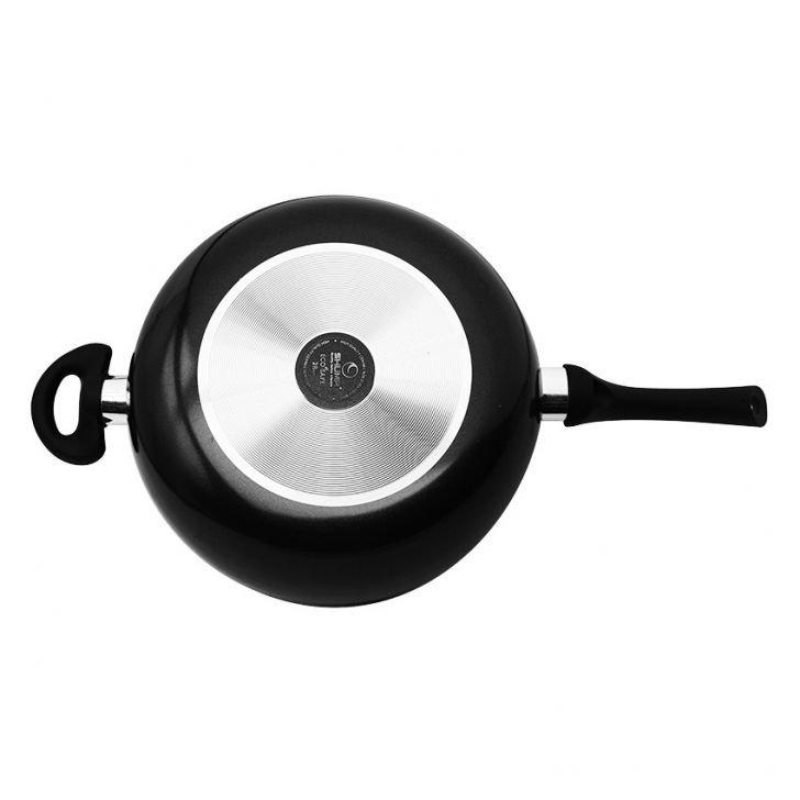 SHUMA Eco-Safe Ceramic Coating Frypan - 20 cm - Penggorengan / Frypan