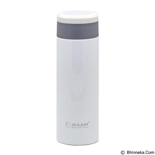 SHUMA S/S Vacuum Mini Tumbler 350ml - White - Botol Minum