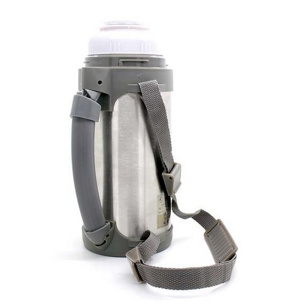 SHUMA S/S Vacuum Wide Mouth Flask 1.5L - Botol Minum