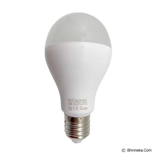 SICERMAT Bola Lampu LED 14Watt [U183] - Lampu Bohlam / Bulb