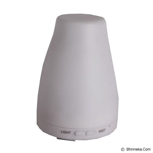 SICHER ECOSYSTEM Tube Ultrasonic Aroma Diffuser [LM-008] - White - Air Humidifier