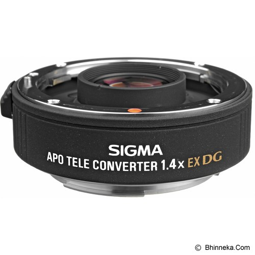 SIGMA 1.4x EX DG APO - Camera Extender and Teleconverter