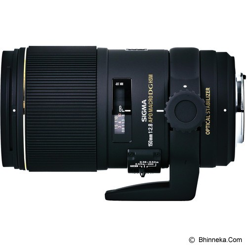 SIGMA 150mm f/2.8 EX OS DG HSM APO for Canon - Camera Slr Lens