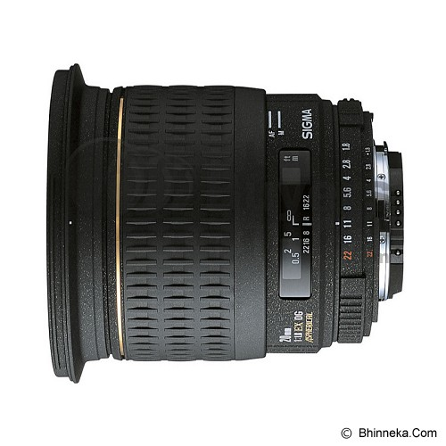 SIGMA 20mm f/1.8 EX DG for Canon - Camera Slr Lens