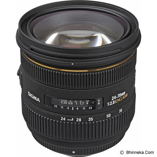 SIGMA 24-70mm f/2.8 IF EX DG HSM for Canon - Camera Slr Lens