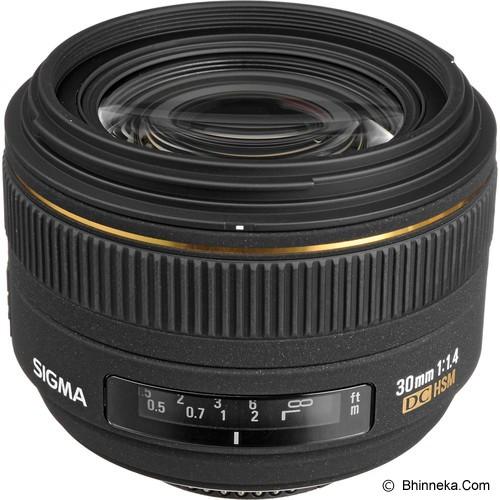 SIGMA 30mm f/1.4 EX DC HSM for Four Thirds - Camera Slr Lens
