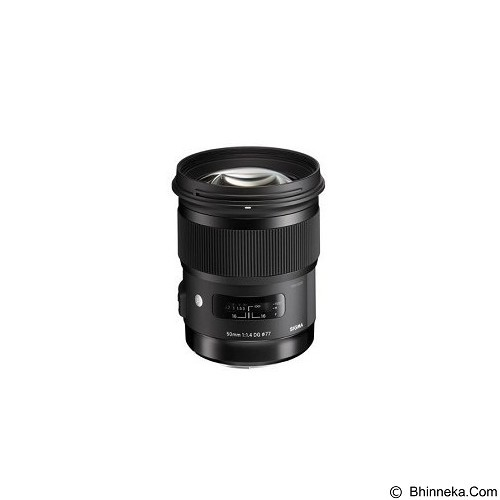 SIGMA 50mm f/1.4 DG HSM for Nikon (Merchant) - Camera Slr Lens