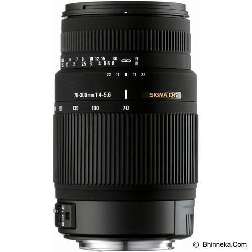 SIGMA 70-300mm f/4-5.6 DG OS for Nikon - Camera Slr Lens