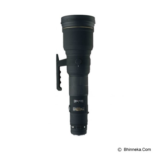 SIGMA 800mm f/5.6 APO EX DG for Canon - Camera Slr Lens