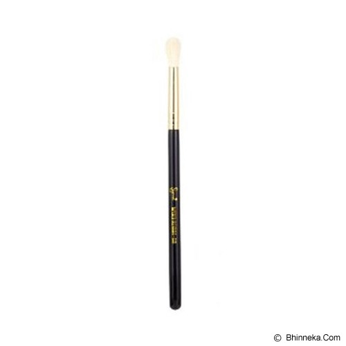 SIGMA BEAUTY E35 Tapered Blending 18K Gold - Kuas Make-Up