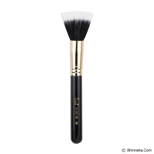 SIGMA BEAUTY F50 Duo Fibre 18K Gold - Kuas Make-Up
